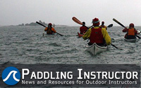 Kayalite Sea Kayak Instructor David Johnston