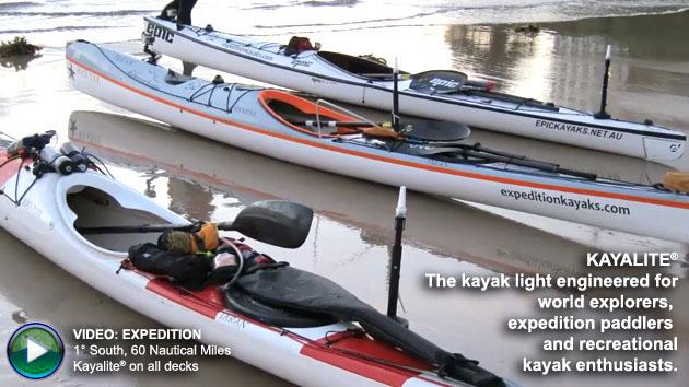 Kayalite Kayak Light For Expedition Kayaks