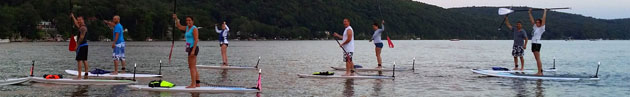 Kayalite-SUP Portable Light for Stand-Up Paddleboards