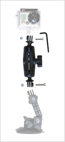 GoPro Hero Extension Arm