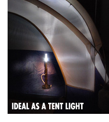 Portable Tent Light