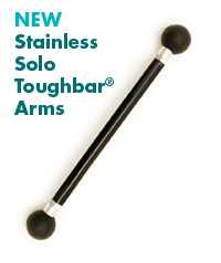 Toughbar™ | The only long-length extension rod and arm for